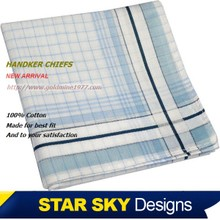 Meet dragon low cotton men handkerchief handkerchief/sweat towels/sport absorbent fete necessary SP1264 pale blue