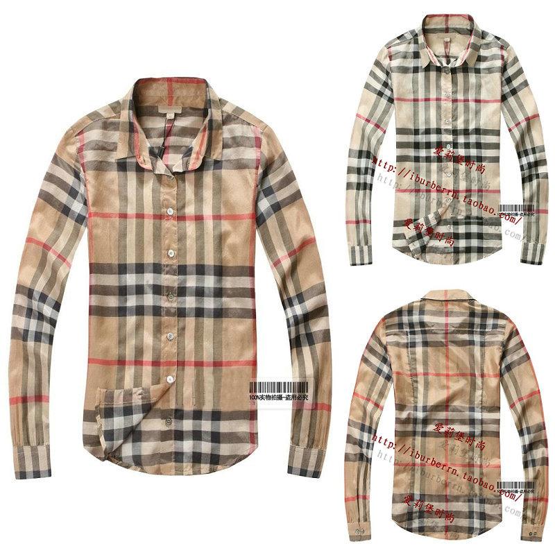 женская рубашка 3240 Burberry B, купить в интернет магазине Nazya ... a05c7ba9fd8
