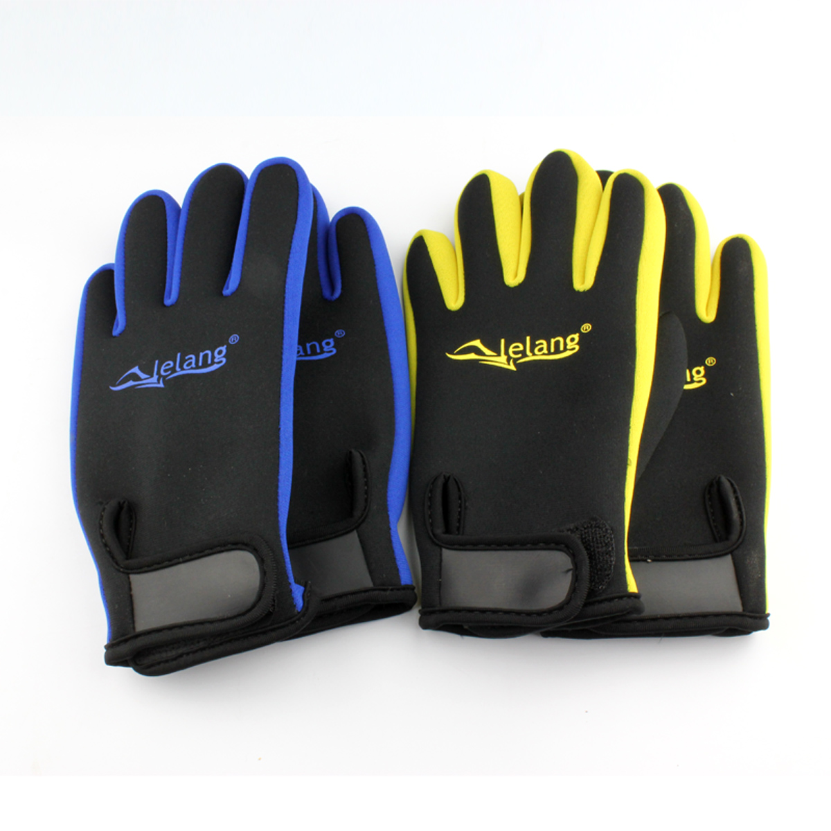 Lelang спорт подводное плавание перчатки Удобное дайвинг-серфинг с липучкой перчатки для влюбленной пары перчатки Дайвинг-материал