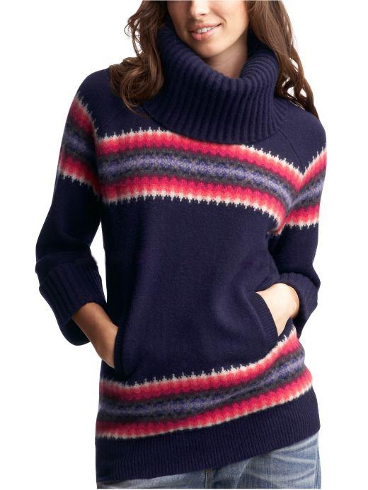 Размер в Европе и увеличить утолщенные ягненка # Мао Ti цветок свитера водолазки для похудения плюс свитер размер чтобы согреться от Kupinatao