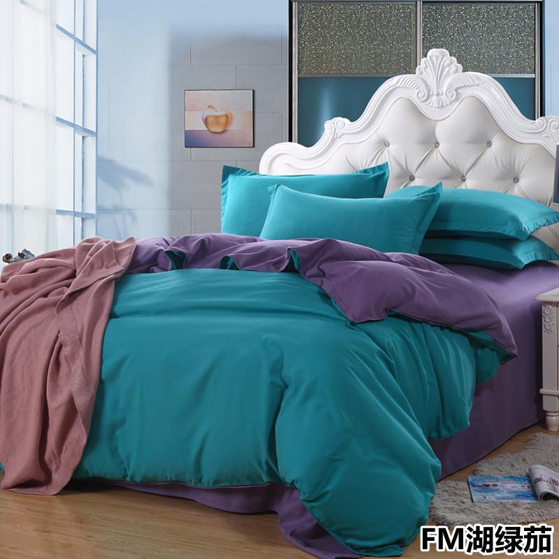 Люблю кристалл зимой шлифовальный тонизирующий бархат четыре набора постельных набор 4 1,5 метр 1,8 метра домашний текстиль