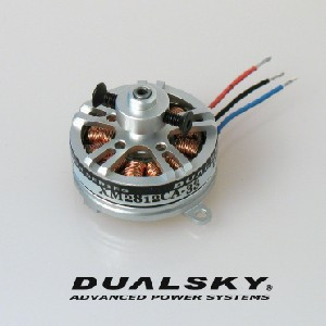 DUALSKY double day XM2812CA 33 19g 1470KV brushless motor