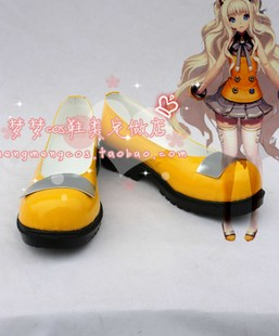 No 1100 VOCALOID 3 seeU COSPLAY shoes