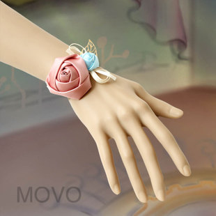 48 full Victorian style roses retro women in Europe and America with a wristband bracelet jewelry wholesale