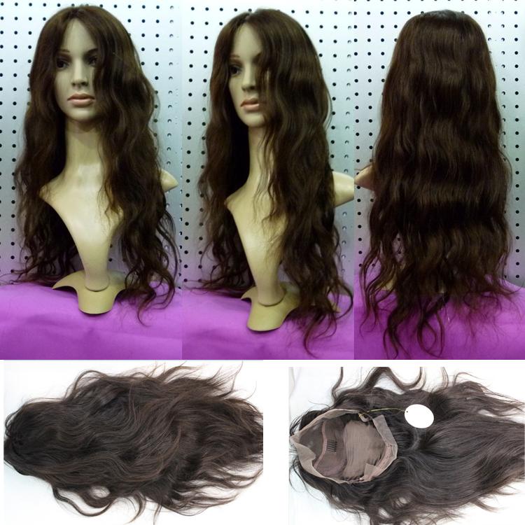 真假发头套女士长卷发全头套 前蕾丝头套 速卖通货源批发一件代发