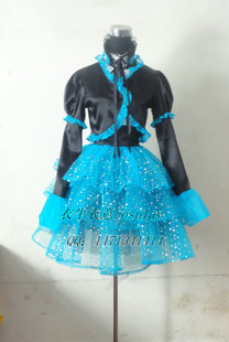 cosplay kind shooting ROMAN twin hydrangea Kyi dress can be custom map