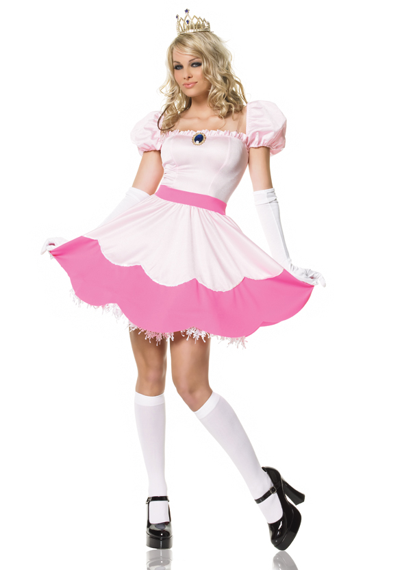 New Halloween Cute Pink Princess suit Role Play Costume Party Costume stage costume