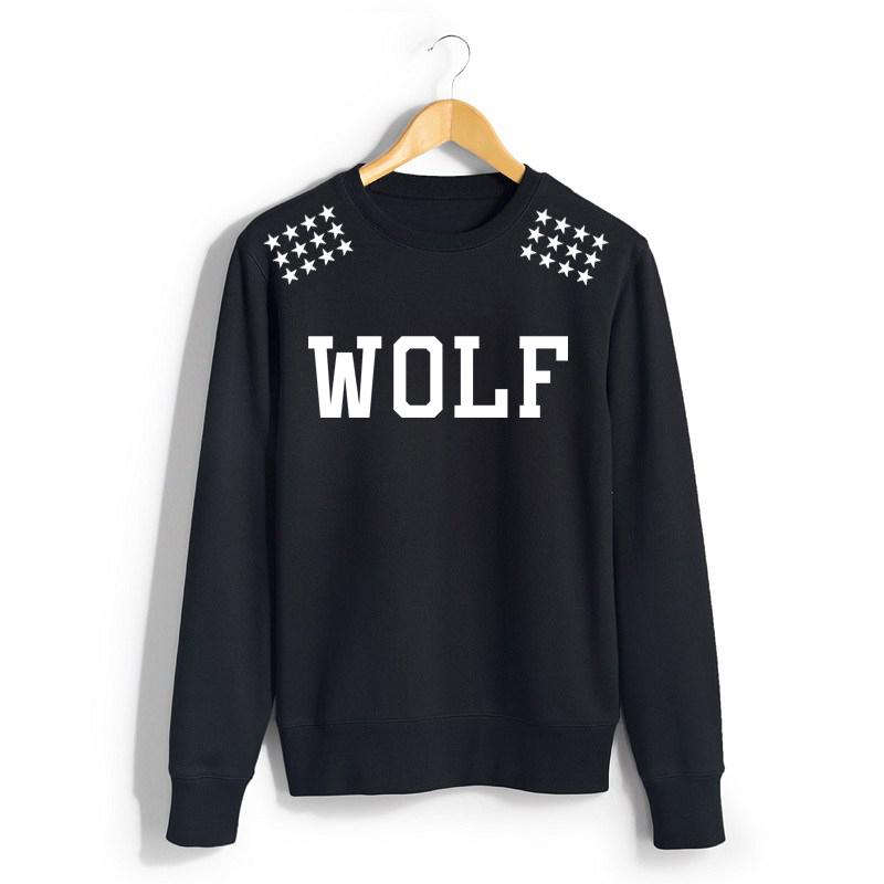 XOXO пакет email Exo волк ударил 88 костюмы песню с Корейской головы Весна женщин новый студент свитер