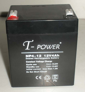 12V4AH battery acid battery maintenance free battery 4AH lead acid battery electric door locks Battery