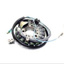 Motorcycle Accessories Yamaha Tian Jian ybr125 SRZ150 coil assembly strength Hu Jing Leopard 150 Stator assembly