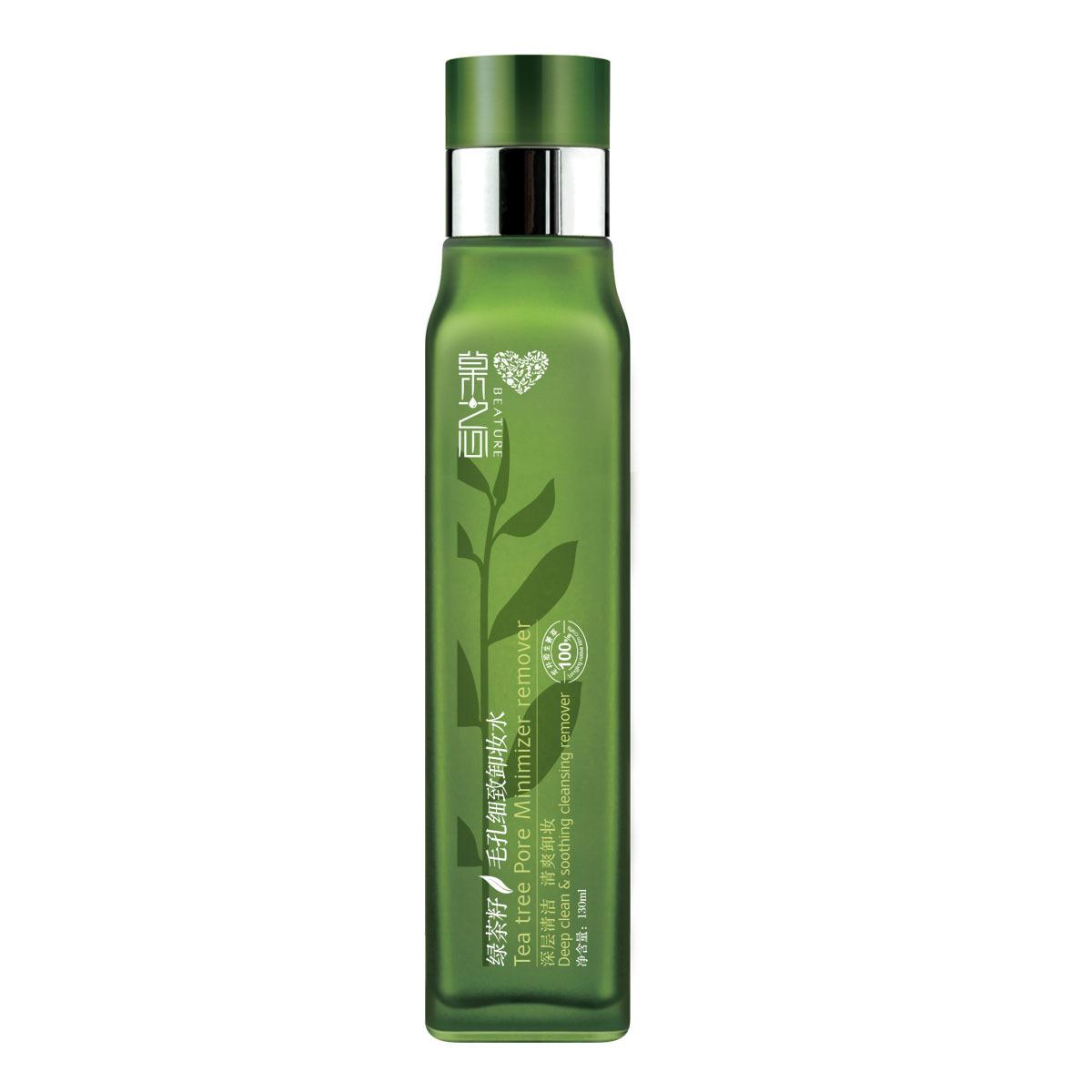 草木之心 綠茶籽毛孔細致卸妝水