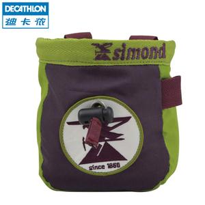 迪卡侬 户外攀岩镁粉袋/干手粉袋 易使用 攀岩运动 SIMOND EQ