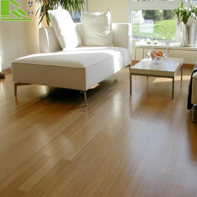 竹地板厂家直销 纯竹子地板十大品牌 楠竹木地板地热建材 梦竹