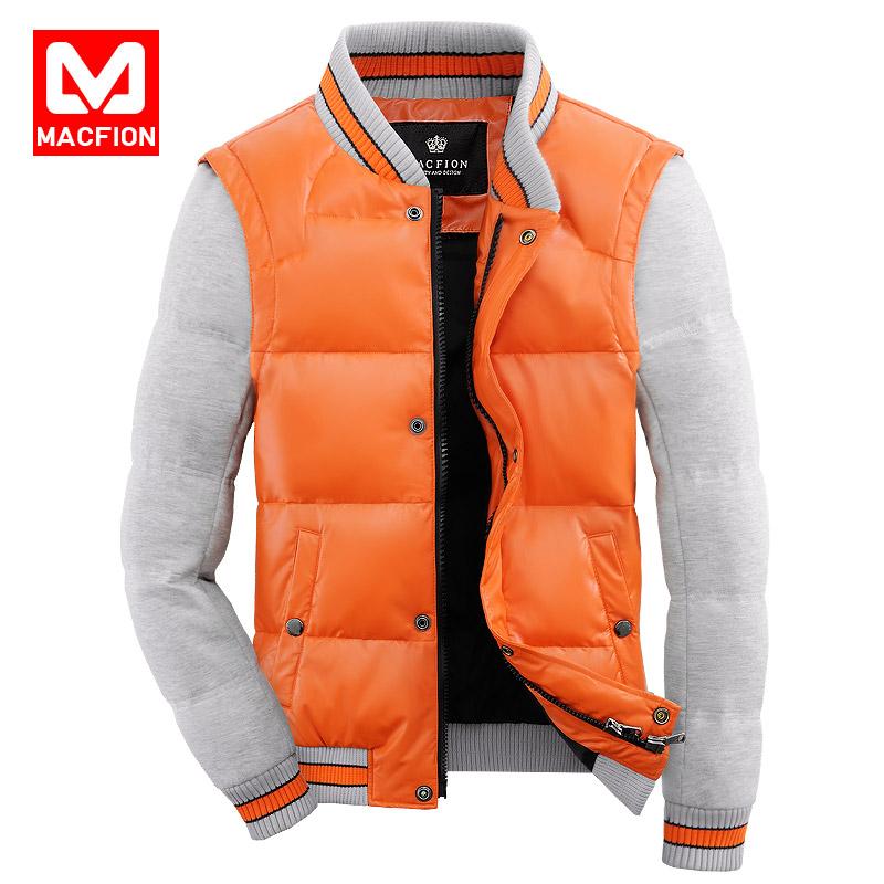 Macfion/Майк · Фехен сезон Распродажа мужские случайные куртки пальто мужские