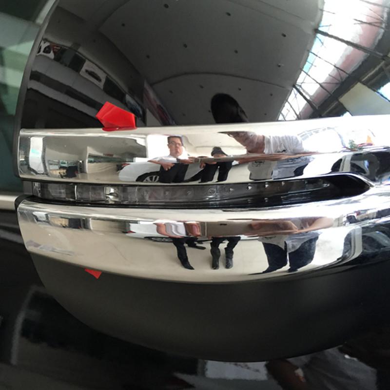15CRV декоративные 12CRV зеркало заднего зеркало заднего вида декоративных зеркал столкновения доказательство покрытия
