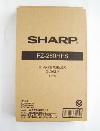 [sharp夏普海夏专卖净化,加湿抽湿机配件]夏普空气净化器KC-Z280SW/W月销量15件仅售210元