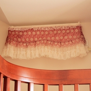 Yi Ran lace cloth dust cover air conditioning cover hook hanging hook hook cover over many styles