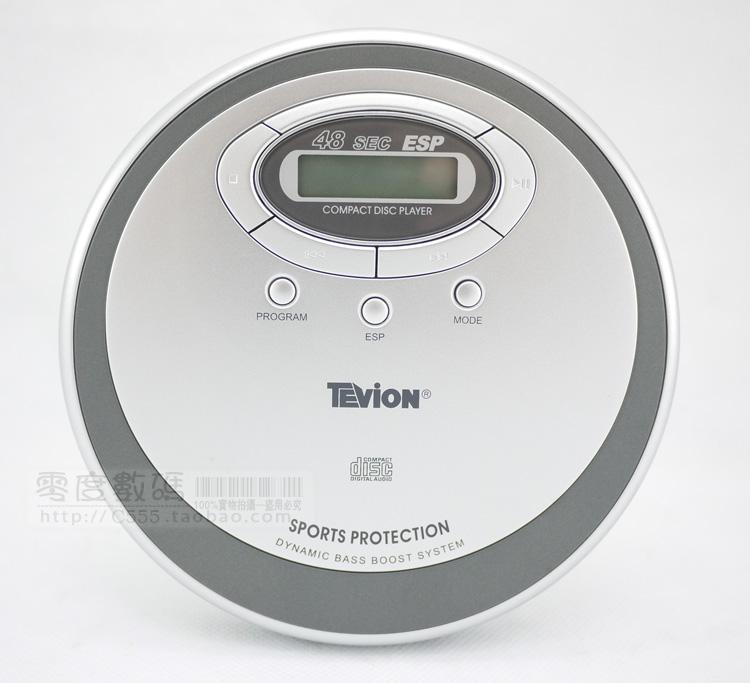 德国原装 TEVION 车载CD随身听 音质很好 胎教 3洋机芯
