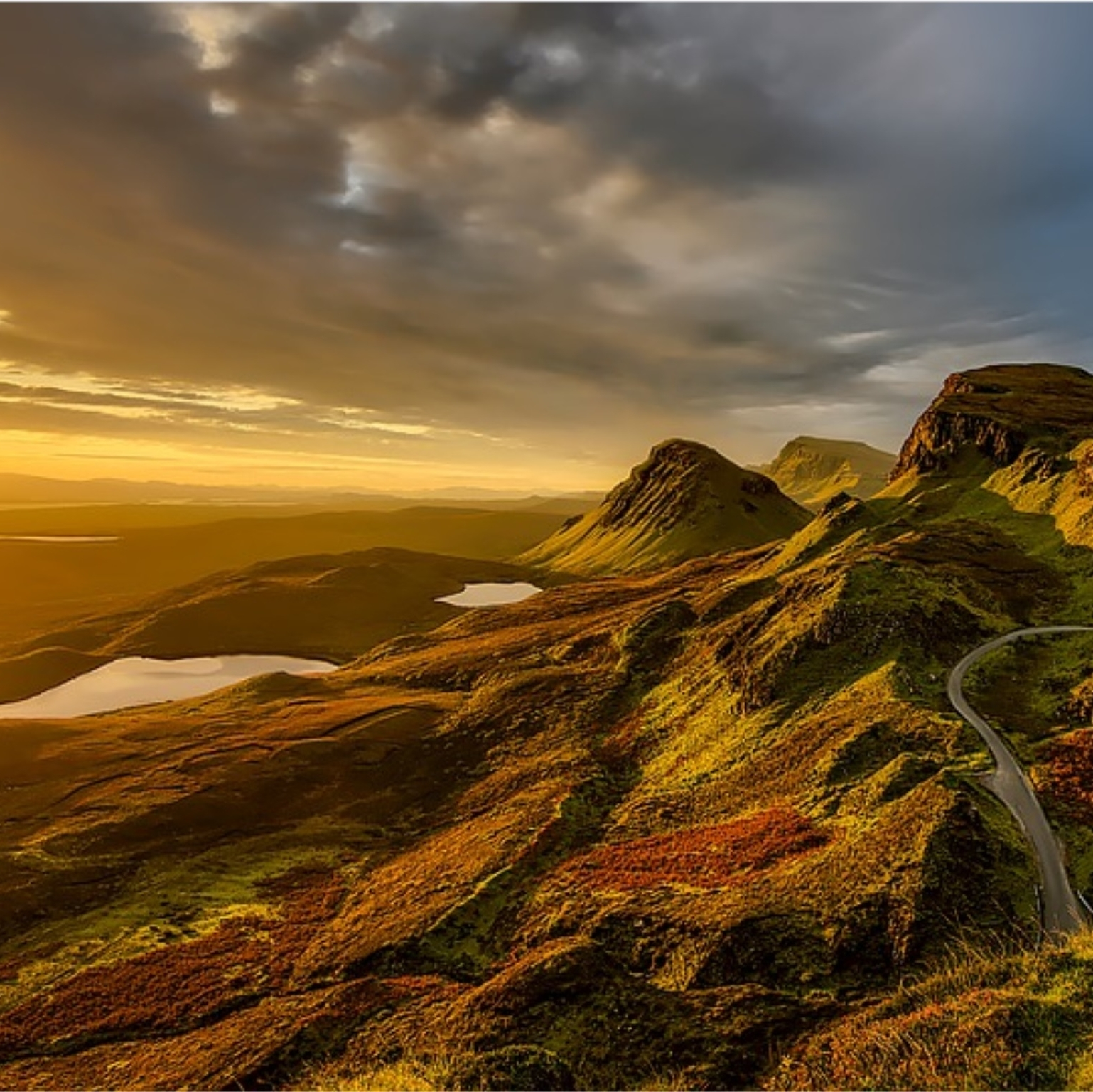 UK tour UK Lake area Scottish Highlands + sky Island + Harry Potter nice lake private group on the 8th of the 9th