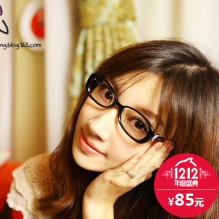 2016 models plate glasses frame myopia frames Faye models female models tide eyes fashion butterfly glasses