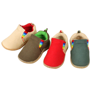 Spring models baby toddler shoes soft bottom baby shoes men and women canvas shoes infant baby shoes 1 3 years