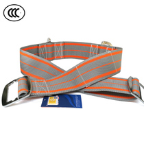 3C Certified new Fire safety belt firefighter Fire fighting and rescue belt seat belt 14 02 style