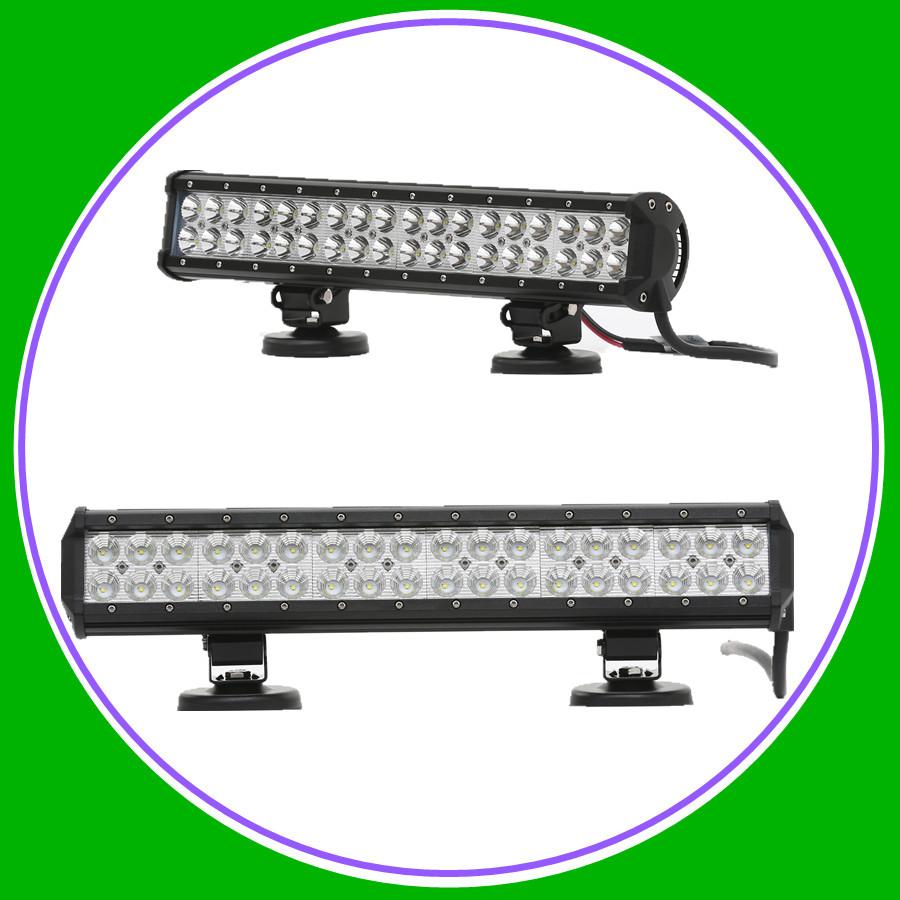 Освещение, нас Cree вездеходы led12v24v автомобиль прожекторов автомобилей купола свет 108W