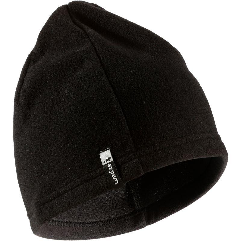 Десятиборье Взрослый лыжного Двухместный шерсть носить черный лыжные шапки WED'ZE