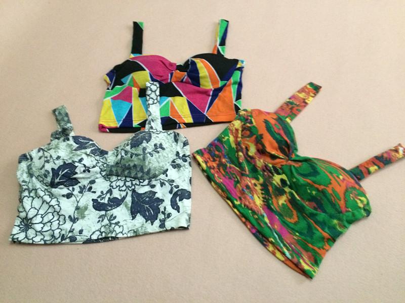 Обернуть блузку бюстгальтер груди женщины собрались ремень, грудь и внутренняя Губка Пляж Бикини сексуальный