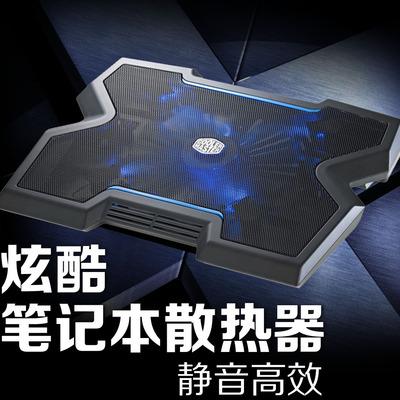 酷冷至尊X3 手提电脑散热器15.6寸底座 笔记本散热架 电脑散热垫