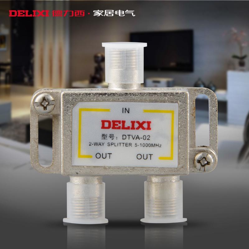Мораль сила западный переключатель выход электрик монтаж часть ii телевидение распределение устройство филиал филиал устройство  DTVA-02