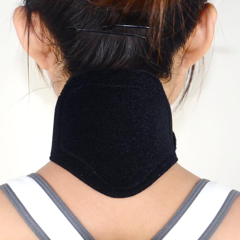 百孝堂護頸自發熱護頸椎保暖磁療護頸帶護脖子 家用頸托男女士