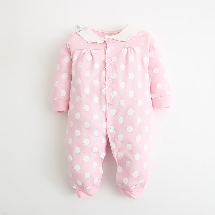 Цельный baby одежда новорожденного платье девочку 0 3 месяцев приливов для 6 полная луна Весна Весна 1 из одежды