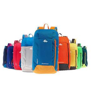 迪卡侬 1件包邮特价双肩包男女 休闲旅行迷你双肩背包 小书包10