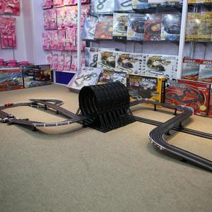轨道车儿童玩具电动...