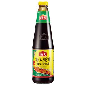 【天貓超市】 海天上等蠔油700g 調味品調料火鍋蘸料燒烤配料醬油