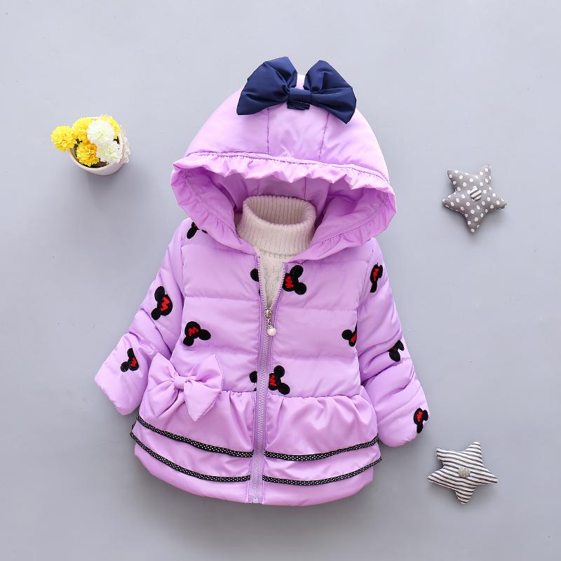寶寶棉衣外套 2016 女童冬裝加厚棉服兒童 棉襖1~2~3~4~5歲