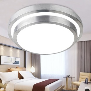 LED ceiling light Round cozy bedroom modern minimalist living room lights balcony lights kitchen lighting energy saving lamps