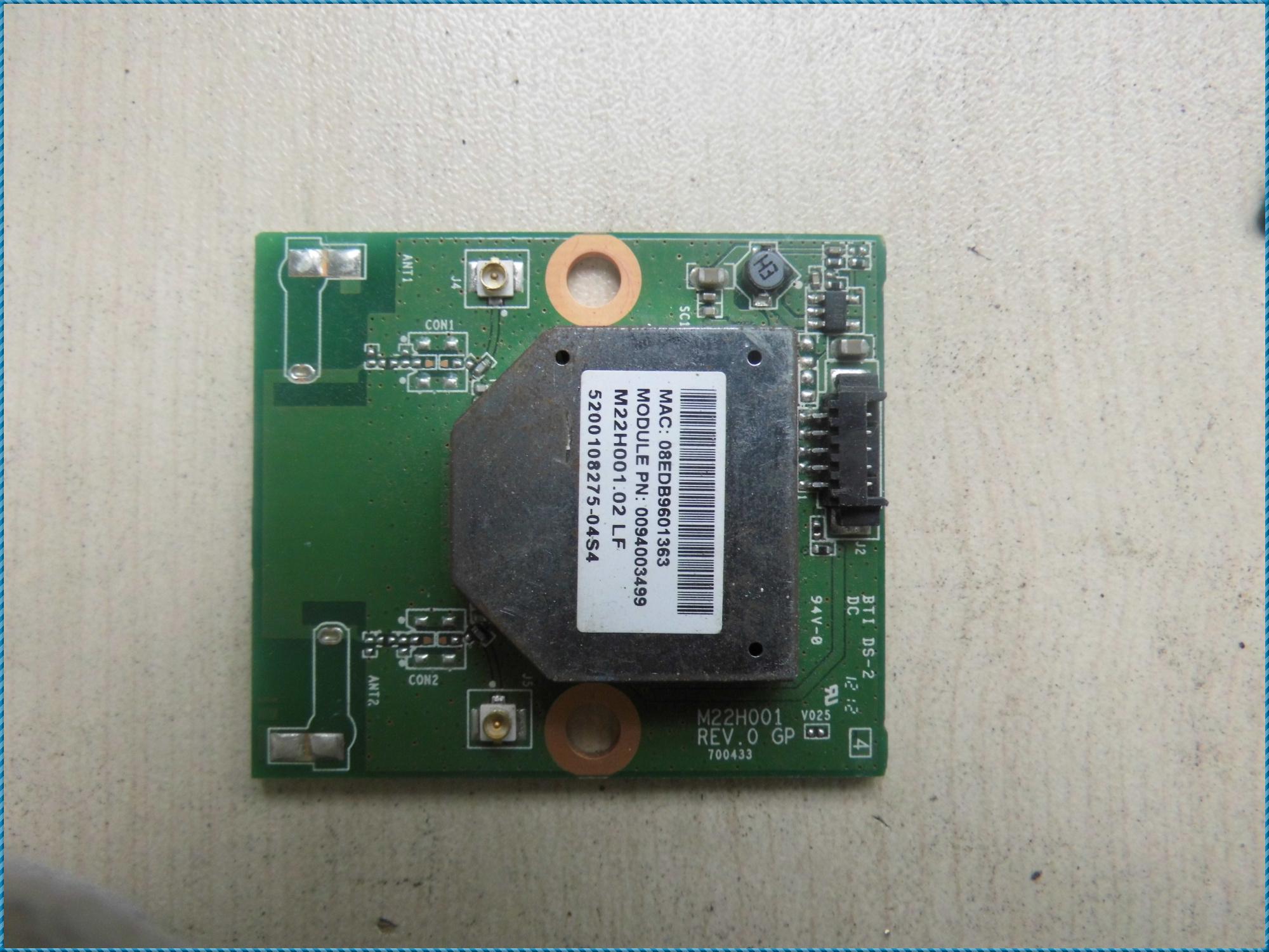 海尔 LE60A5000 无线网卡M22H001 REV.0