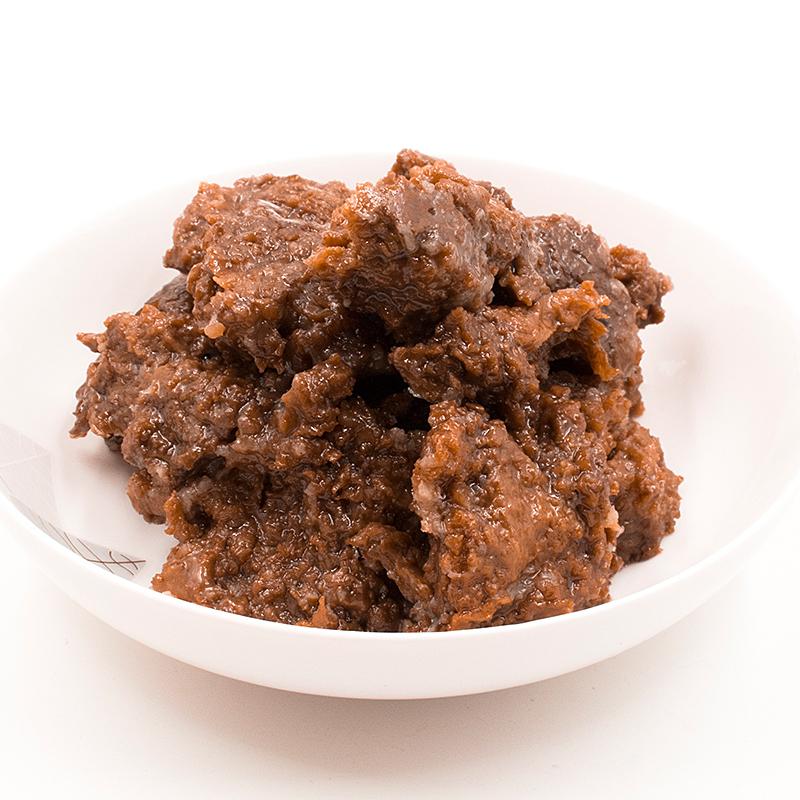 功德林五香烤夫 130g 烤�� �u汁豆腐干 特�a零食 素食素肉