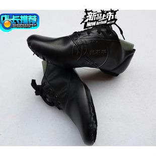 Полная кожа холст низкий сэр обувной сэр ботинок танец обувной низкий обувной кадриль современный танец практика гонг ботинок