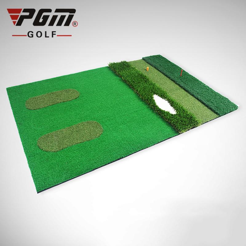 室内练习球垫 golf挥杆练习器 多功能高尔夫打击垫 DJD010