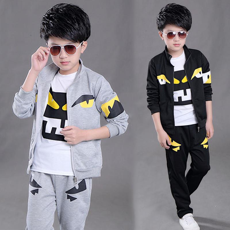 中大童兒童小孩衣服