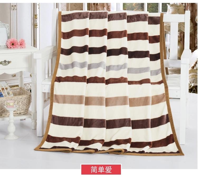 毛毯空調毯雙人加厚珊瑚絨毯子毛巾被午睡蓋毯兒童法蘭絨單人床單