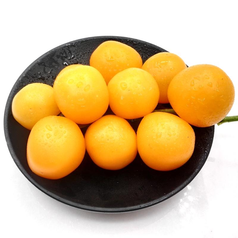 串黄西红柿 500g新鲜蔬菜 串红柿番茄樱桃 日天 沙拉菜小番茄