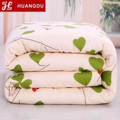 新疆棉被被子被芯棉絮手工棉花被全棉双人单人褥子加厚保暖冬被纯