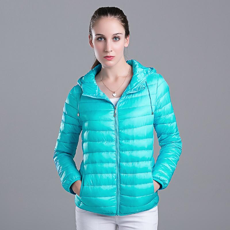 梦娜世家新款女士短款多色冬轻薄时尚休闲运动韩版羽绒服2412