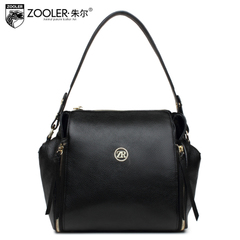 Jules leather bags leather shoulder bag women bag 2015 new slung casual fashion trends in Europe and America