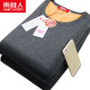 Antarctic men thermal underwear men and women plus thick velvet middle-aged cold winter Qiuyiqiuku suit XL