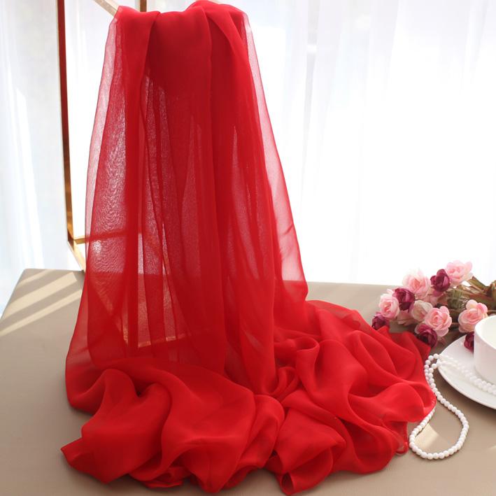 Женские шарфы из шифона Артикул 523716707949